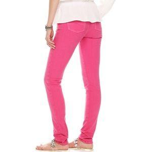 Michael Kors pink jean pant